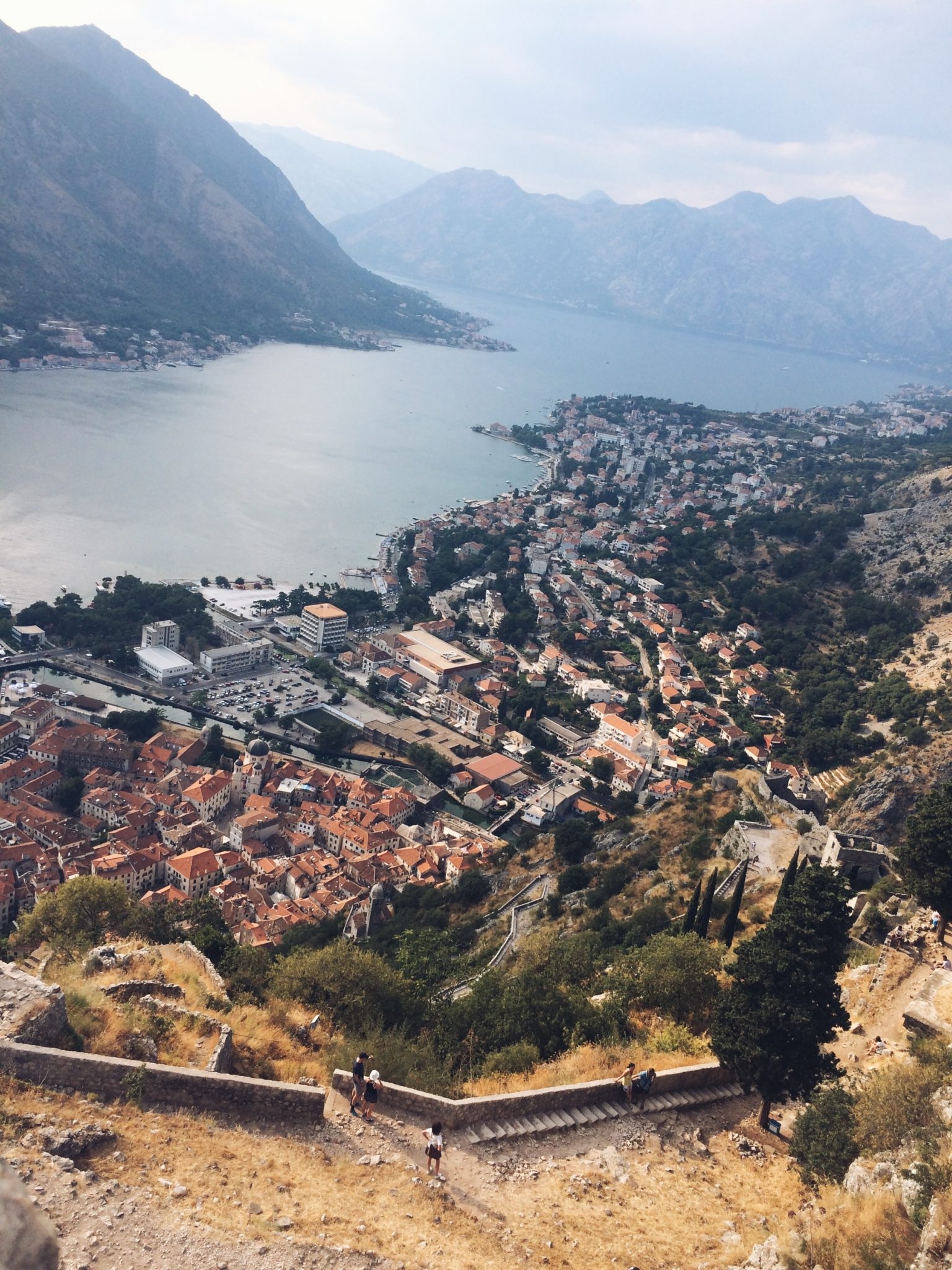 Kotor, Zatoka Kotorska