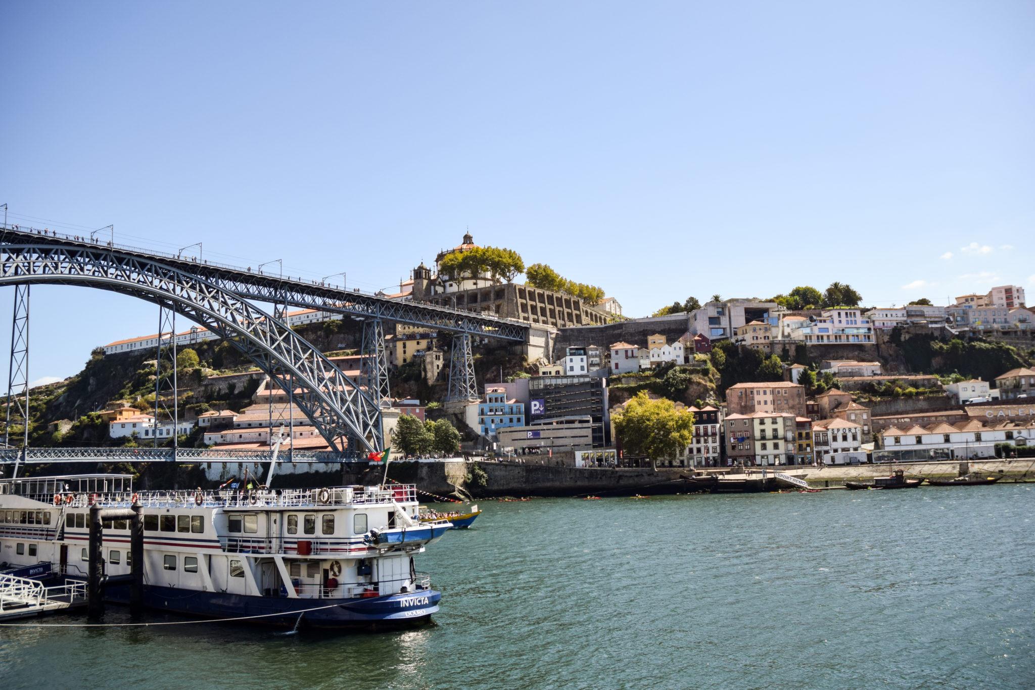 Porto Most Luisa I