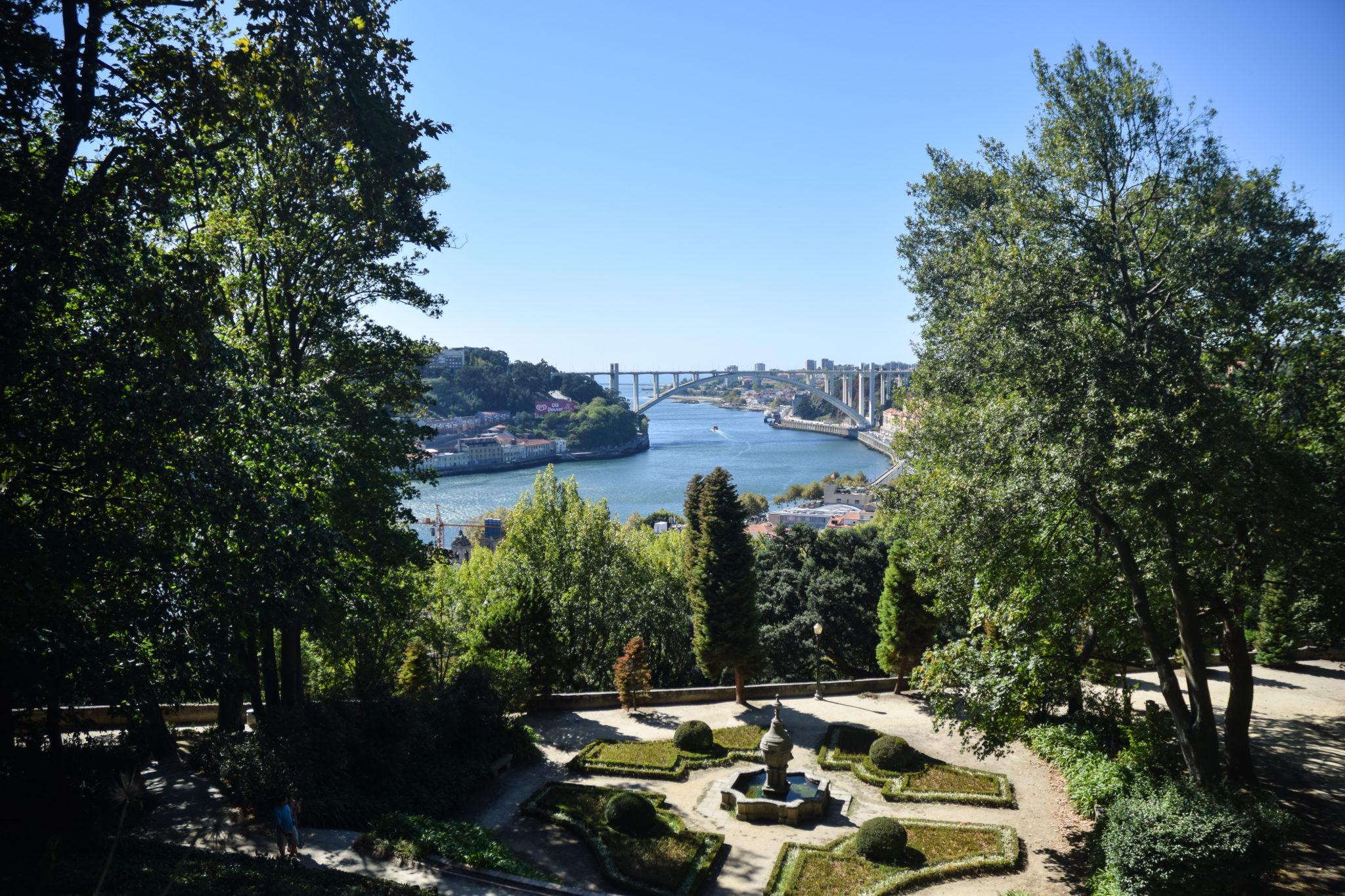 Ogrody Pałacu Kryształowego (Jardins do Palácio de Cristal) Porto