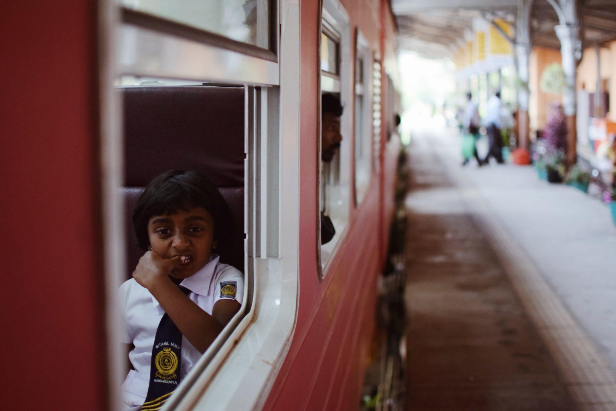 Portrety Sri Lanki